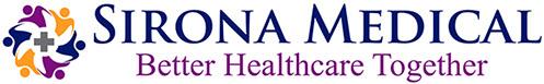 Sirona Medical Dublin logo